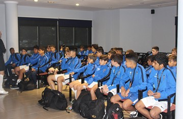 Valencia Tour 2018  26th March - 1st April we took 2 squads of players on a Valencia Tour to compete against some top Spanish teams, as well as exploring the city and visiting some great stadiums in Spain.