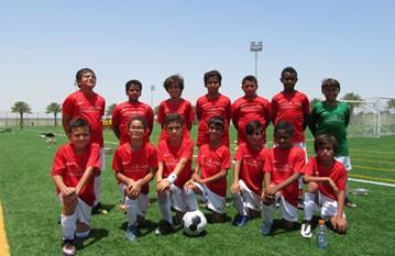 A youth football tournament for U8, U10 and U12 squads'