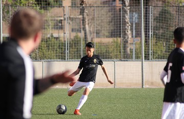During the Valencia Tour 2018 the squads played against some great Spanish clubs; U. D Betera San Jose El Planter DV7 Valencia Academy