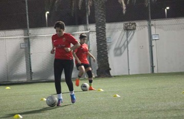 Girls Training