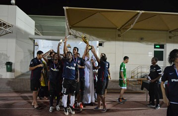 A great tournament over 3 days to find our eventual winners'